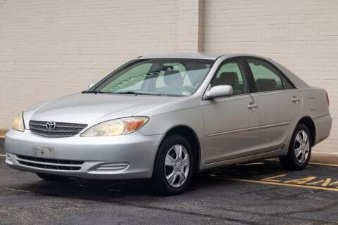 2002 Toyota Camry for sale at Carland Auto Sales INC. in Portsmouth VA
