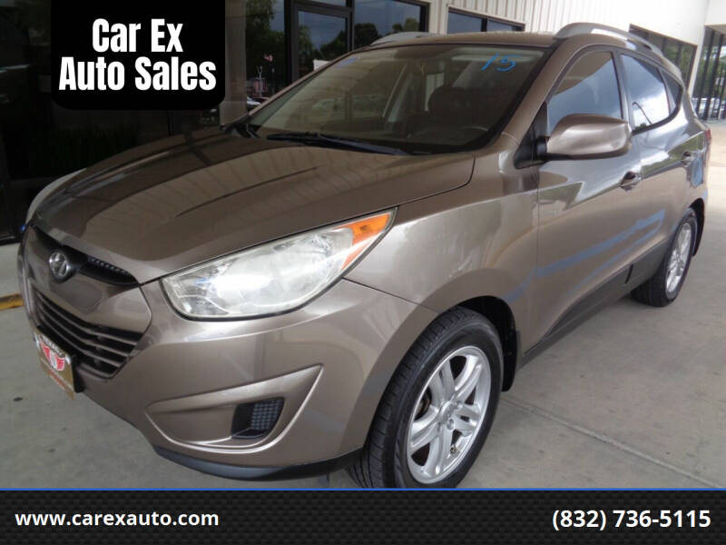 2011 Hyundai Tucson for sale at Car Ex Auto Sales in Houston TX