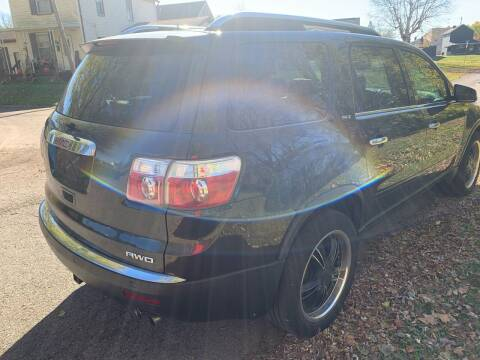 2007 GMC Acadia for sale at Trocci's Auto Sales in West Pittsburg PA