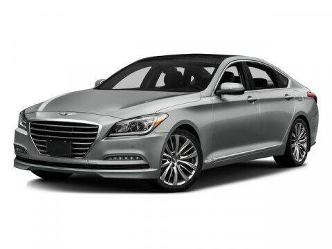 2016 Hyundai Genesis for sale at Auto Finance of Raleigh in Raleigh NC