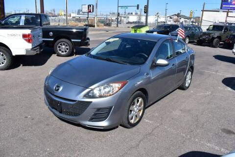 2010 Mazda MAZDA3 for sale at Good Deal Auto Sales LLC in Denver CO