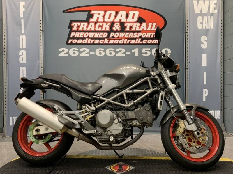 2002 Ducati Monster S-4