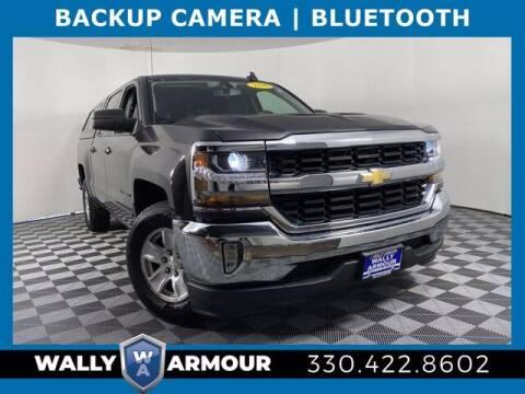 2016 Chevrolet Silverado 1500 for sale at Wally Armour Chrysler Dodge Jeep Ram in Alliance OH