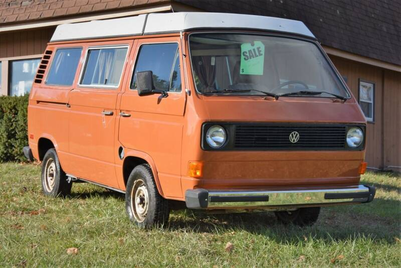 1981 Volkswagen Vanagon for sale at Van Allen Auto Sales in Valatie NY