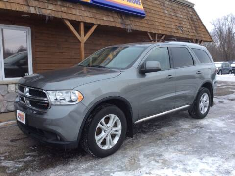 2013 Dodge Durango for sale at MOTORS N MORE in Brainerd MN