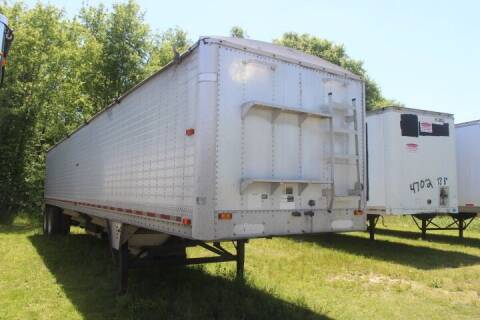 1997 Wilson Hopper Bottom Trailer for sale at WILSON TRAILER SALES AND SERVICE, INC. in Wilson NC