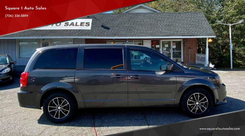 2015 Dodge Grand Caravan for sale at Square 1 Auto Sales - Commerce in Commerce GA