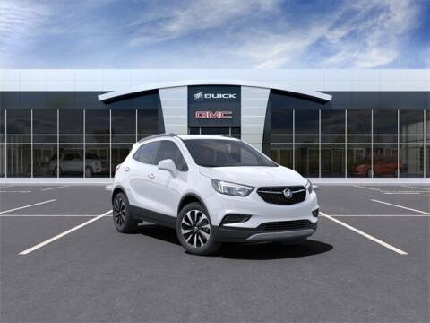 2021 Buick Encore for sale at Bob Clapper Automotive, Inc in Janesville WI