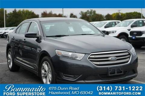 2017 Ford Taurus for sale at NICK FARACE AT BOMMARITO FORD in Hazelwood MO