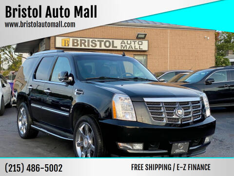 2012 Cadillac Escalade for sale at Bristol Auto Mall in Levittown PA