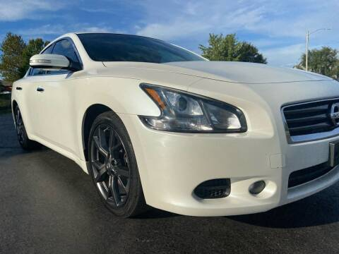 2014 Nissan Maxima for sale at Nice Cars in Pleasant Hill MO