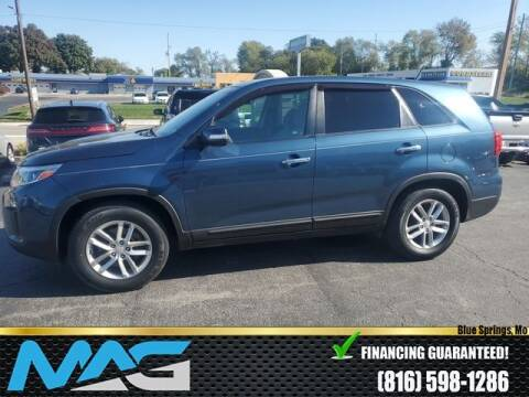 2015 Kia Sorento for sale at Munsterman Automotive Group in Blue Springs MO