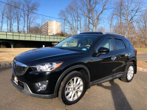 2014 Mazda CX-5 for sale at Mula Auto Group in Somerville NJ