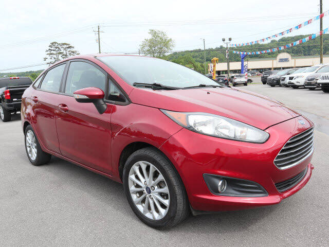 2014 Ford Fiesta for sale at Viles Automotive in Knoxville TN