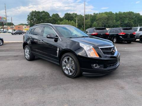 2010 Cadillac SRX for sale at Prestige Motorworks in Concord NC