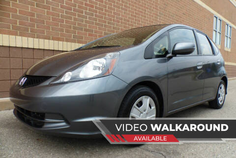 2013 Honda Fit for sale at Macomb Automotive Group in New Haven MI