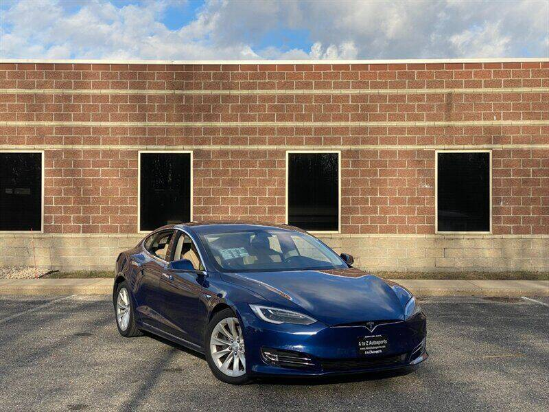 2017 Tesla Model S for sale at A To Z Autosports LLC in Madison WI