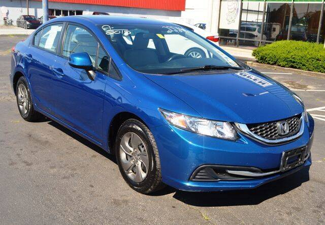 2015 Honda Civic for sale in New Castle, DE