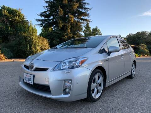 2011 Toyota Prius for sale at Santa Barbara Auto Connection in Goleta CA