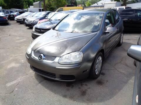 2007 Volkswagen Rabbit for sale at Wheels and Deals 2 in Atlanta GA