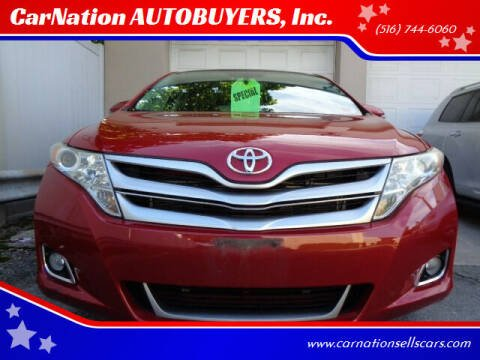 2014 Toyota Venza for sale at CarNation AUTOBUYERS Inc. in Rockville Centre NY