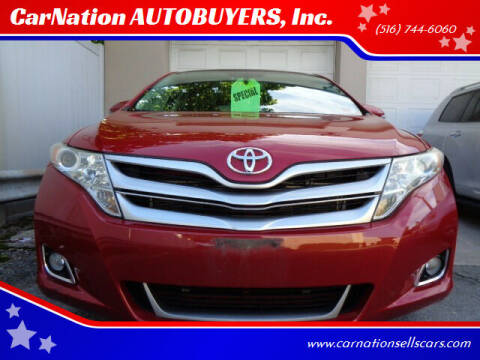 2014 Toyota Venza for sale at CarNation AUTOBUYERS, Inc. in Rockville Centre NY