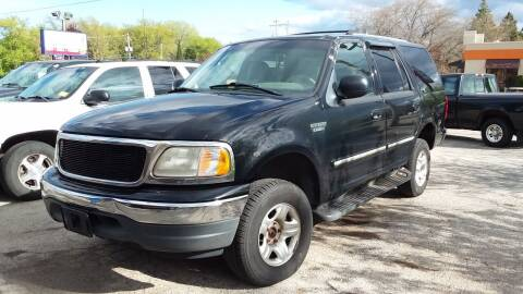 1999 Ford Expedition for sale at Fraziers Sturtevant Motors in Sturtevant WI