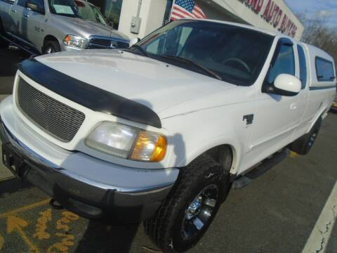 2002 Ford F-150 for sale at Island Auto Buyers in West Babylon NY