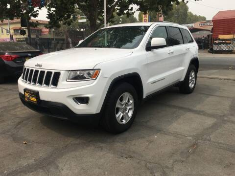 2014 Jeep Grand Cherokee for sale at MK Auto Wholesale in San Jose CA