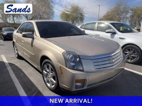 2006 Cadillac CTS for sale at Sands Chevrolet in Surprise AZ