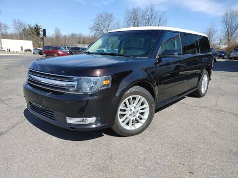 2013 Ford Flex for sale at Cruisin' Auto Sales in Madison IN