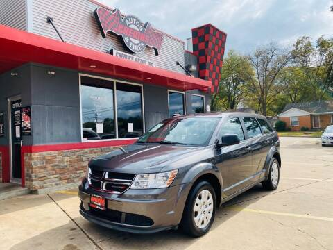 2014 Dodge Journey for sale at Chema's Autos & Tires in Tyler TX