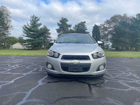 2012 Chevrolet Sonic for sale at KNS Autosales Inc in Bethlehem PA