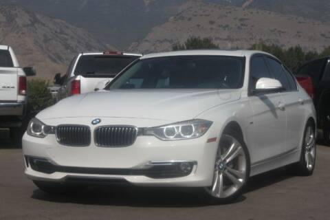 2013 BMW 3 Series for sale at REVOLUTIONARY AUTO in Lindon UT