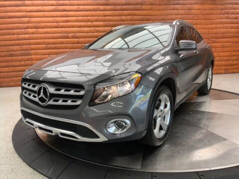 2018 Mercedes-Benz GLA for sale at Dixie Motors in Fairfield OH