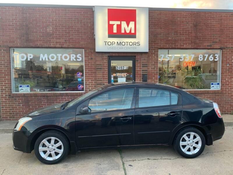 2009 Nissan Sentra for sale at Top Motors LLC in Portsmouth VA
