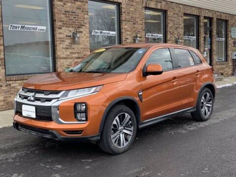2020 Mitsubishi Outlander Sport for sale at The King of Credit in Clifton Park NY