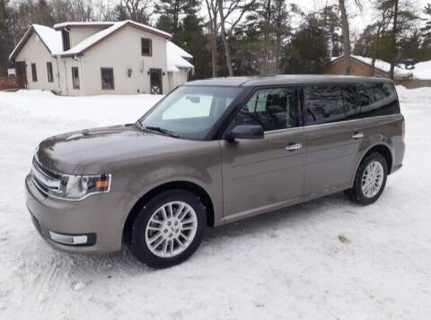 2019 Ford Flex for sale at McLaughlin Motorz in North Muskegon MI