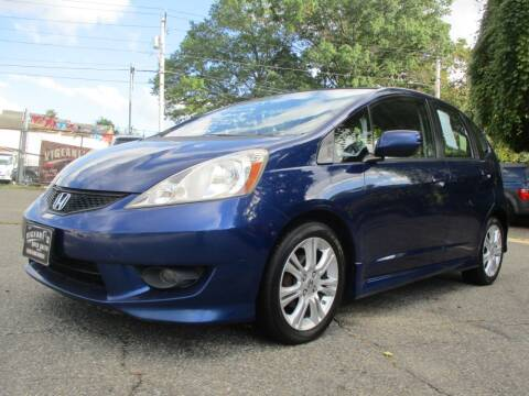 2011 Honda Fit for sale at Vigeants Auto Sales Inc in Lowell MA