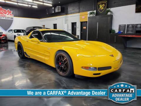 2004 Chevrolet Corvette for sale at RoseLux Motors LLC in Schnecksville PA