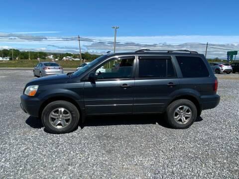 2005 Honda Pilot for sale at Tri-Star Motors Inc in Martinsburg WV
