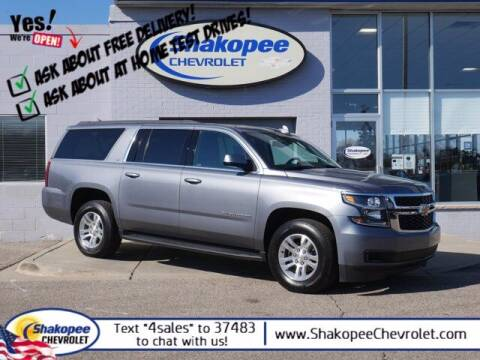 2020 Chevrolet Suburban for sale at SHAKOPEE CHEVROLET in Shakopee MN