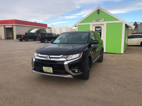 2016 Mitsubishi Outlander for sale at Independent Auto in Belle Fourche SD