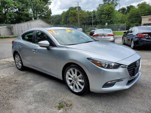 2017 Mazda MAZDA3 for sale at Import Plus Auto Sales in Norcross GA