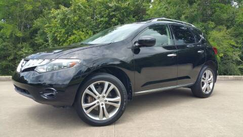2010 Nissan Murano for sale at Houston Auto Preowned in Houston TX