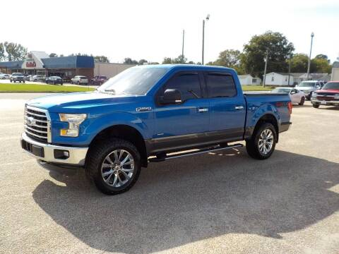 2016 Ford F-150 for sale at Young's Motor Company Inc. in Benson NC