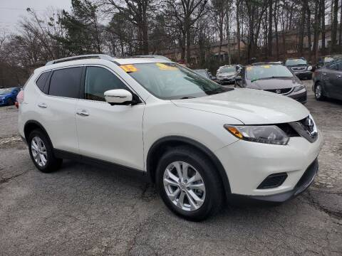 2015 Nissan Rogue for sale at Import Plus Auto Sales in Norcross GA