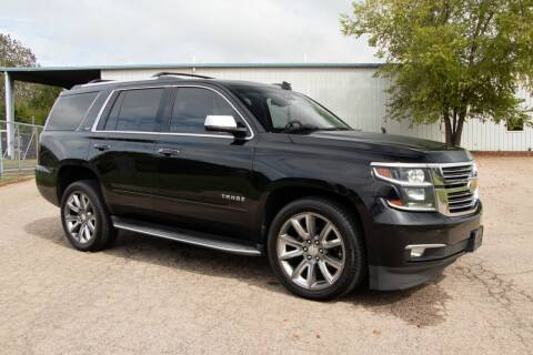 2016 Chevrolet Tahoe for sale at Alta Auto Group LLC in Concord NC