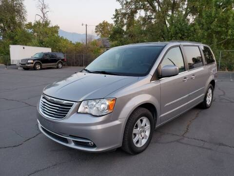 2013 Chrysler Town and Country for sale at UTAH AUTO EXCHANGE INC in Midvale UT