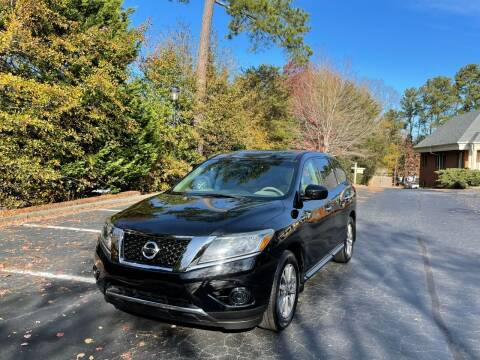 2014 Nissan Pathfinder for sale at SMT Motors in Roswell GA